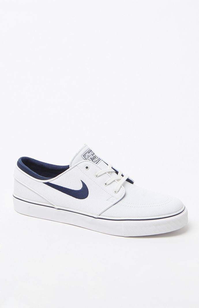 Hooked on Zoom Stefan Janoski Canvas Shoes that I found on the PacSun App 03e04dc1e