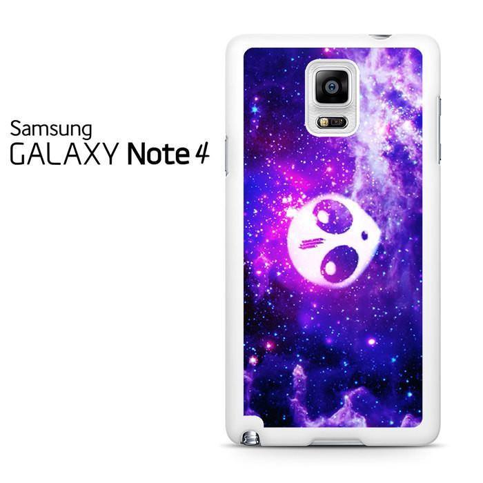 Galaxy Skull Emoji Samsung Galaxy Note 4 Case