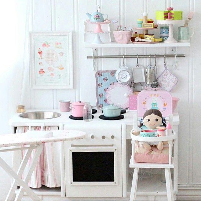 Superbe Little Kitchen