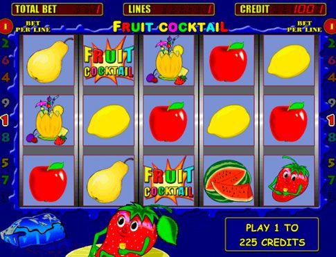 Игровые автоматы фрут коктейль бесплатно воронины играют в карты