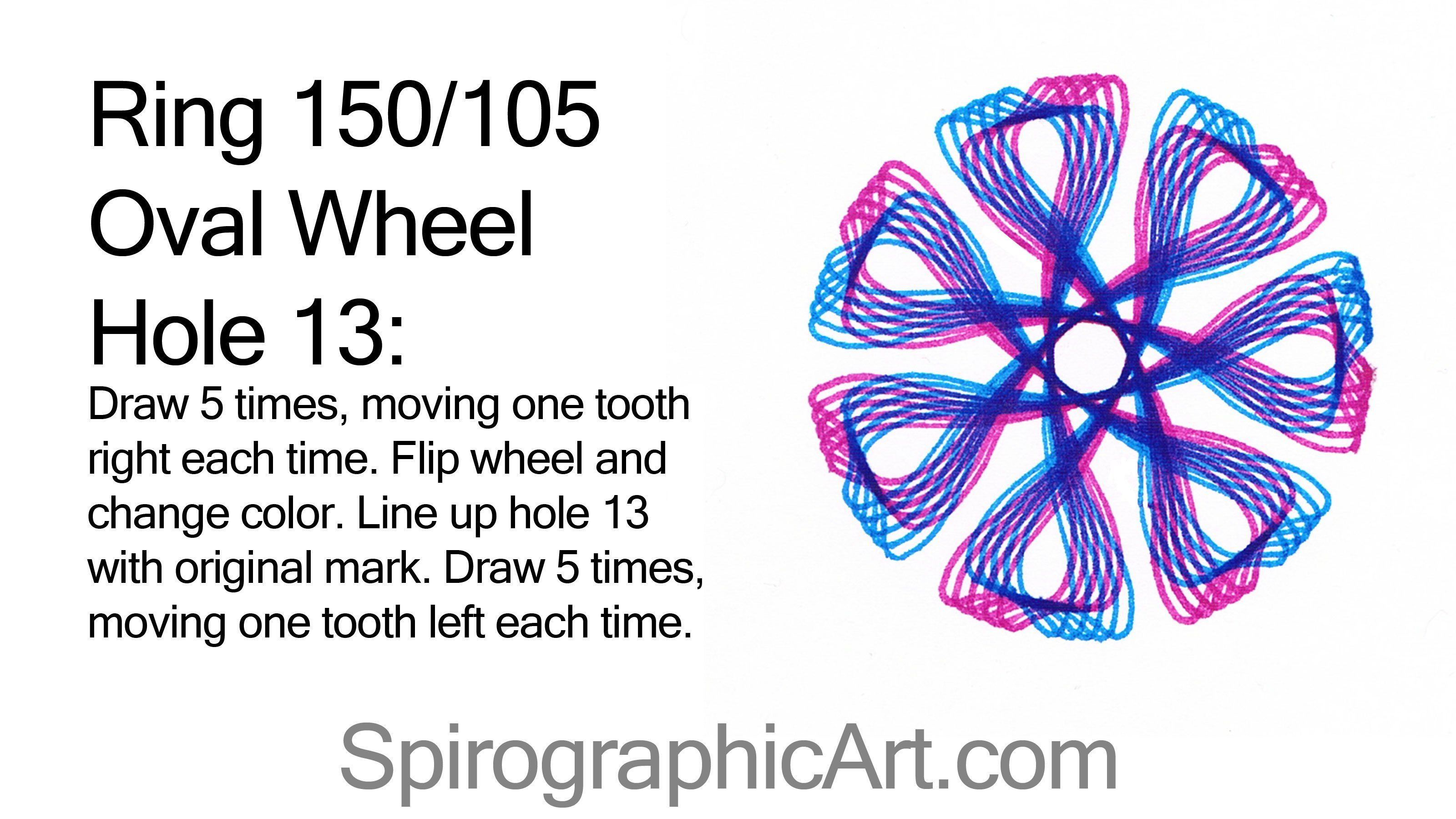Spirograph Tips and How-to's - SpiroGraphicArt