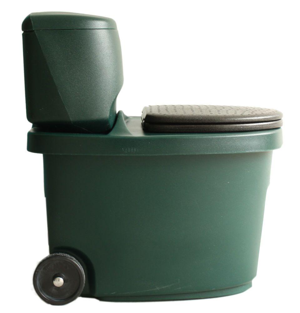 Details zu Biolan Trockentoilette Komplet Komposttoilette