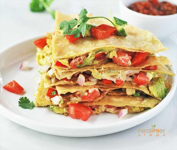 Thinking of ways to add more veggies to your family meals? Here is a great solution! My 6-year-old son loved these quesadillas even though he normally refuse to eat fresh onions and bell peppers in sandwiches. This is another quick and delicious meal that I love to prepare for my family. I found out in …