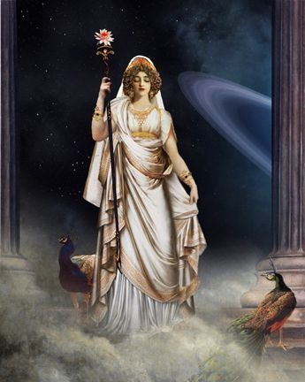 Rhea Is The Titaness Daughter Of The Earth Goddess Gaia And