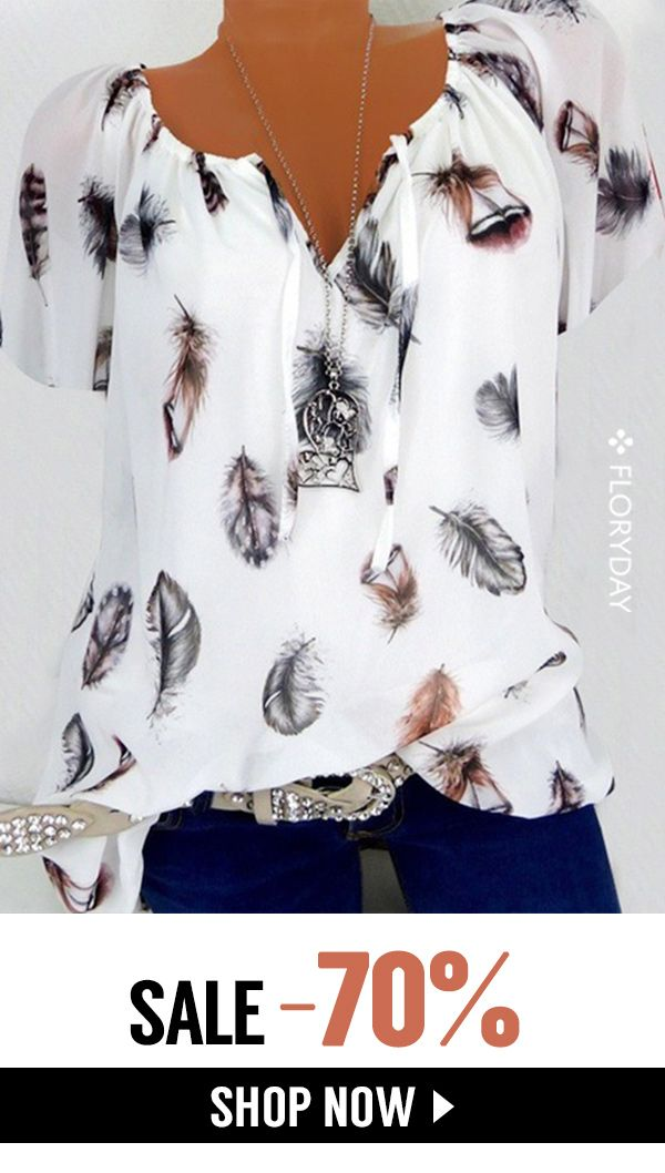 Floral Casual Off the Shoulder Short Sleeve Blouse