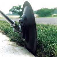 Edgit Edging Guide For Echo Trimmers With Images Lawn Edger