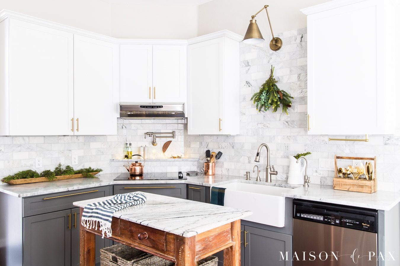 5 Tips For Photographing Interiors Maison De Pax Modern Kitchen Remodel Dining Table In Kitchen Christmas Kitchen Decor