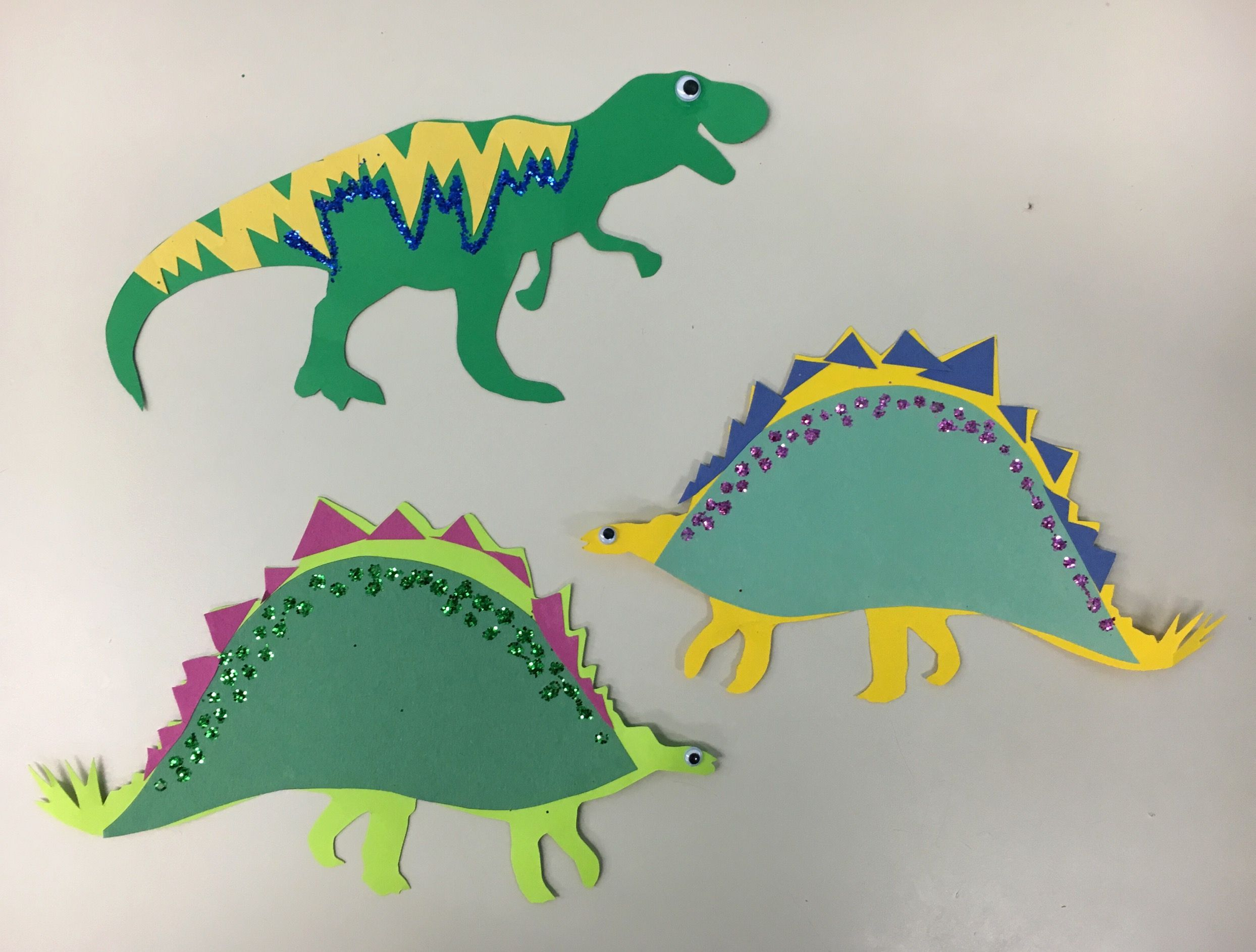 Letter Of The Week D Dinosaurs