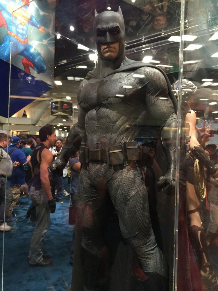 Batman v superman armor