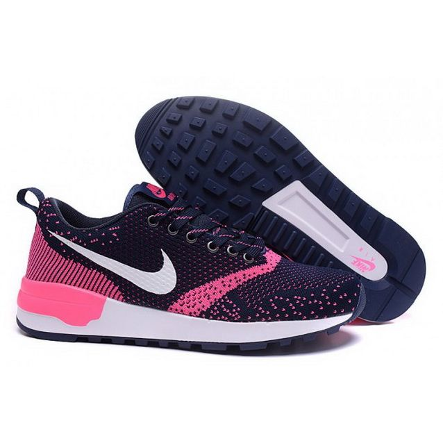 a558830feae97e Women Nike Air Odyssey Navy Pink Shoes