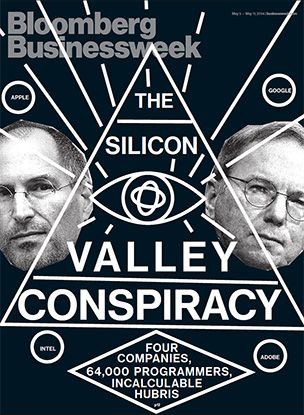 The #SiliconValley Conspiracy