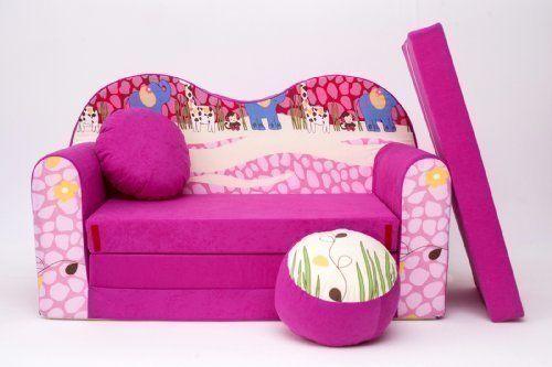 Recomendable ni os sof cama fut n infantil muebles gratis taburete tipo puff almohada h16 - Sofa cama infantil ...