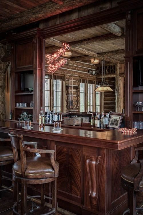 50 Stunning Home Bar Designs | Bar | Pinterest | Bar, 50th and ...