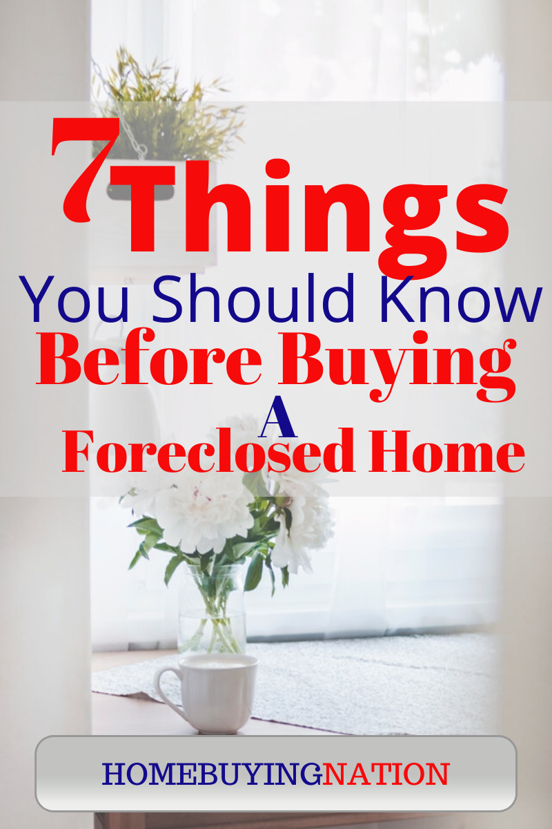 If you are thinking about about a foreclosed home be sure to read this post first. It will share with you important information on buying foreclosed homes and how to get started. #foreclosedhomes #buyingaforeclosedhome #foreclosure #homebuying #realestate #firsttimehomebuyer #buyingahouse #homeowner #homeownership #buyingahome #realestateinvesting #housebuyingtips #housebuying #housebuyingideas