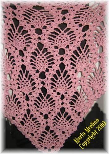 Crochet Shawls Patterns Free Only Like This Beautiful Shawl Of