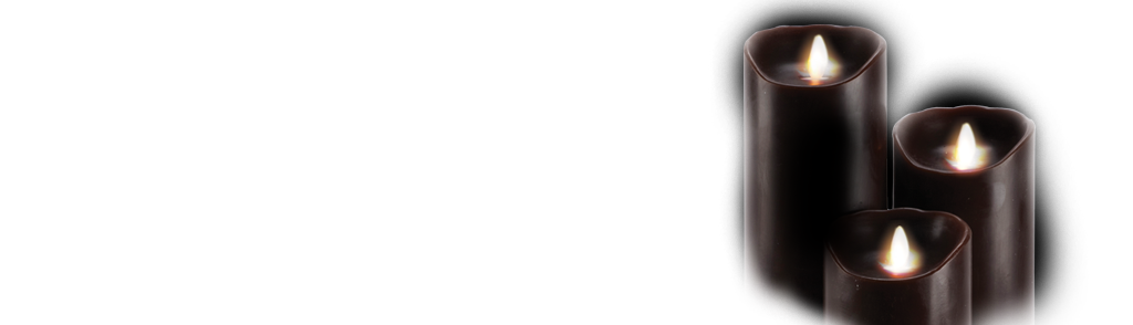 Darkbrown Candle Sconces Wall Lights Sconces