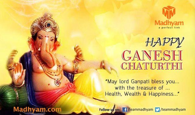Ganesha Chaturthi 10 Day Long Festive Season Commences Today Happy Ganesh Chaturthi Happy Ganesh Chaturthi Images Ganesh