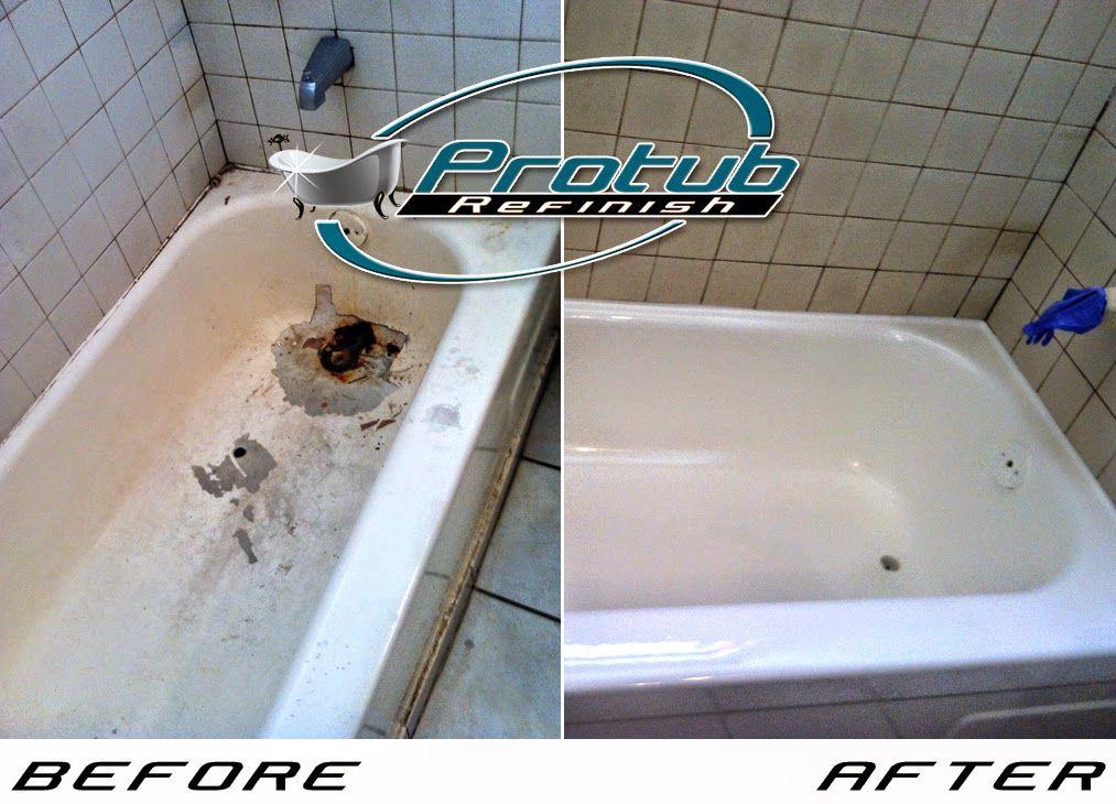 Dont Replace It Reglaze It With Protub Refinish 562 522 7168 Www