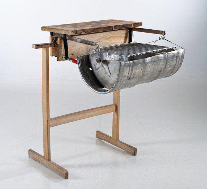 1001 id es barbecue pinterest fut de biere barbecue et tonneaux. Black Bedroom Furniture Sets. Home Design Ideas