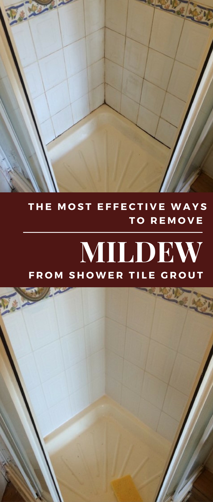 The Most Effective Ways To Remove Mildew From Shower Tile Grout Ncleaningtips Com Cleaning Shower Tiles Shower Grout Shower Mold