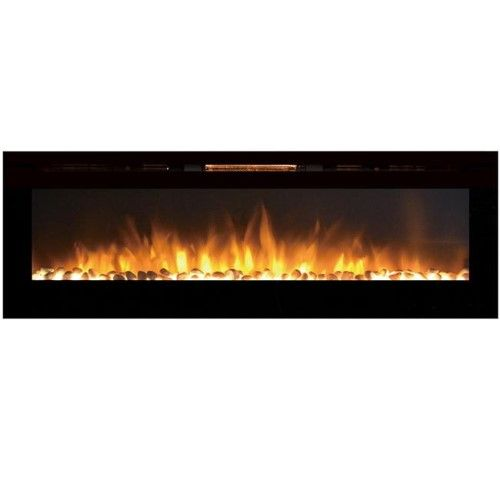 Regal Flamegotham72 Built Ventless Heater Recessed Wall Electric