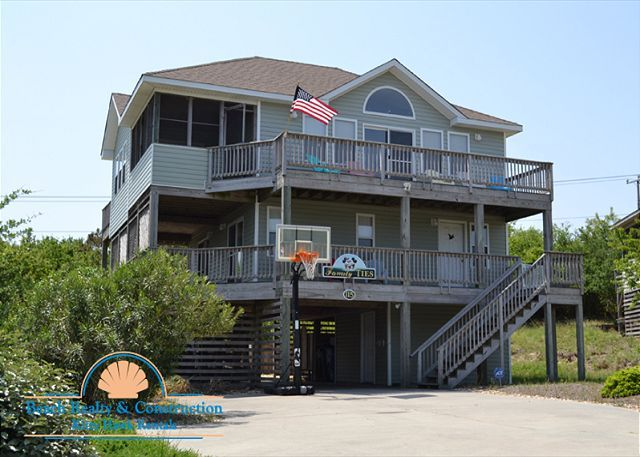 Awesome Outer Banks House from last summer.