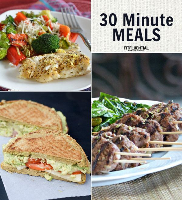 Dinner in under 30 minutes easy meals 30 min meals and meals dinner in under 30 minutes forumfinder Choice Image