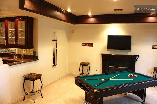 Bedrooms Las Vegas Party Like A Rock Star Pinterest Vegas - Pool table rental las vegas