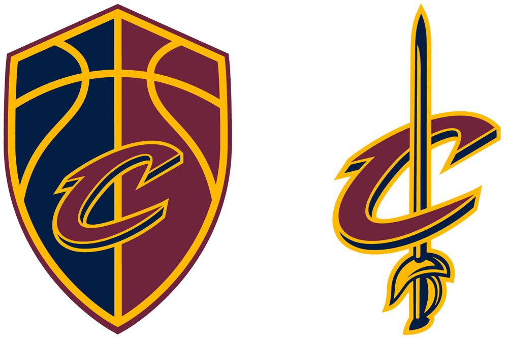 New Logos for Cleveland Cavaliers by Nike Identity Group ...