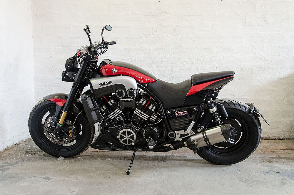 yamaha vmax cafe racer - google search | cafe racer | pinterest