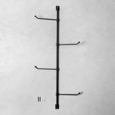 Hearth Hand With Magnolia Vertical Mounted Hook Rack Hearth
