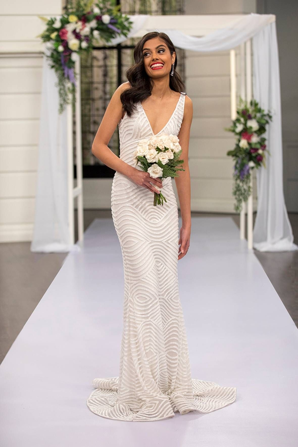 Wedding dress trends that are taking over the aisles in in