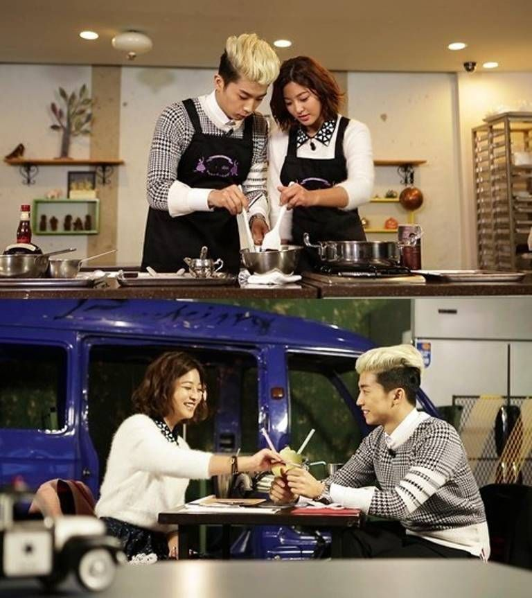 Wooyoung and Park Se Young get to know each other better on next episode of 'We Got Married' | allkpop