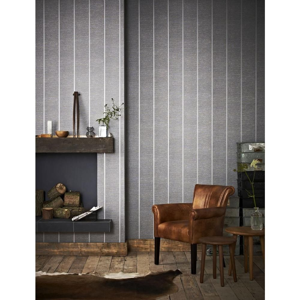 Graham & Brown Prairie Wallpaper 32234 Striped