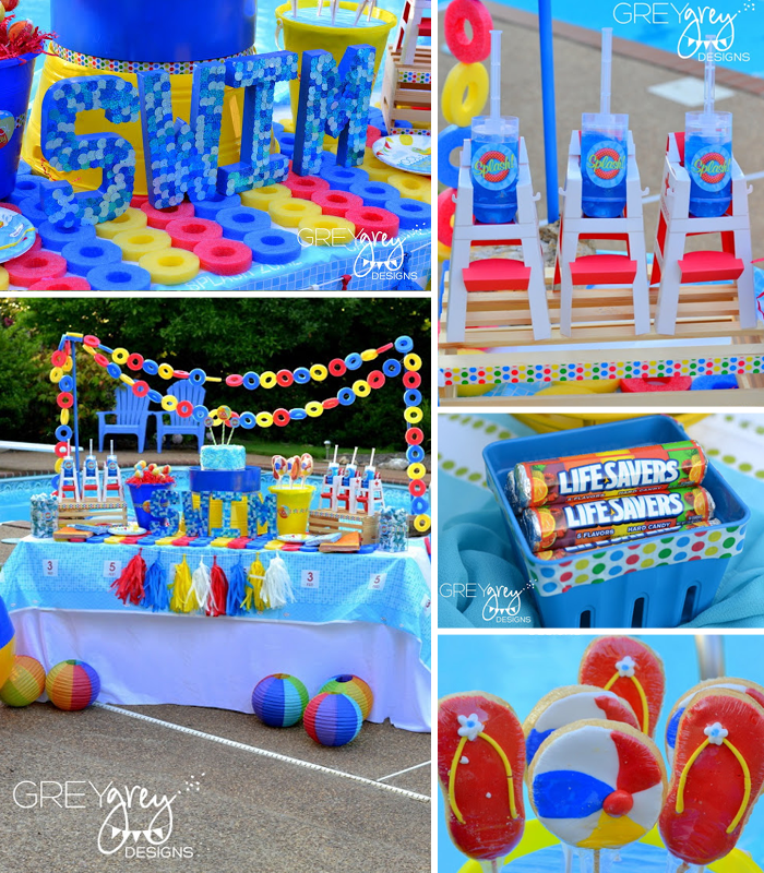 Jul 9 The Ultimate Road Trip Checklist Pool Birthday Party