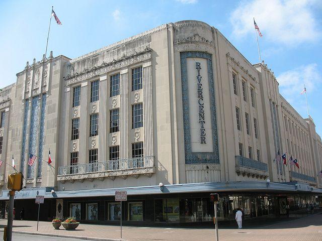 Old Joske Department Store 2 San Antonio TX by POsrUs, via Flickr