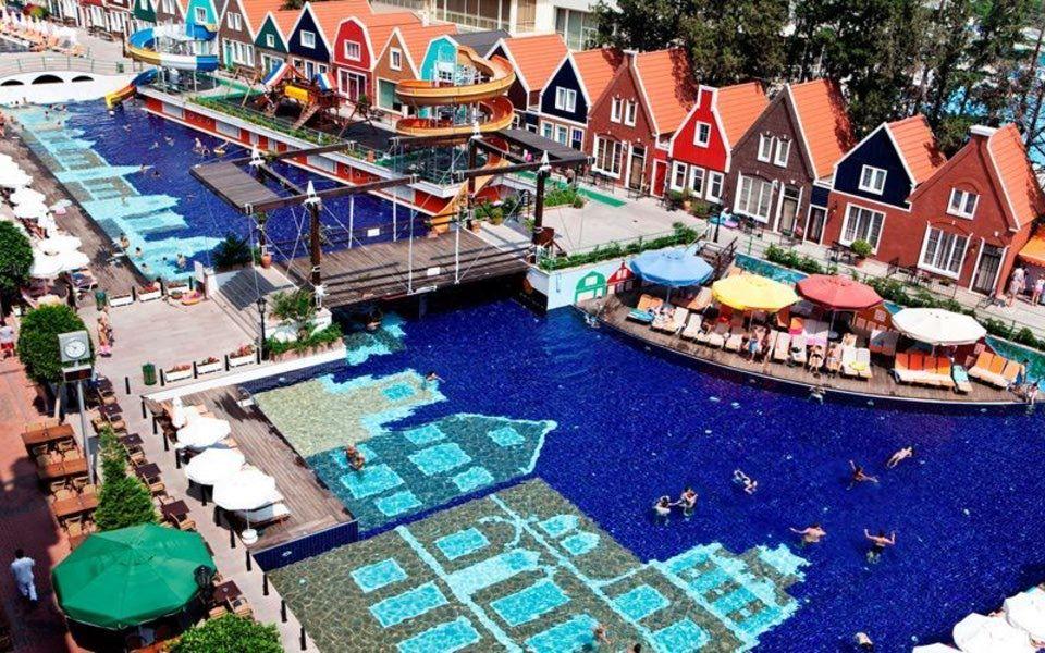 Orange County Resort Турция Кемер путешествие Pinterest