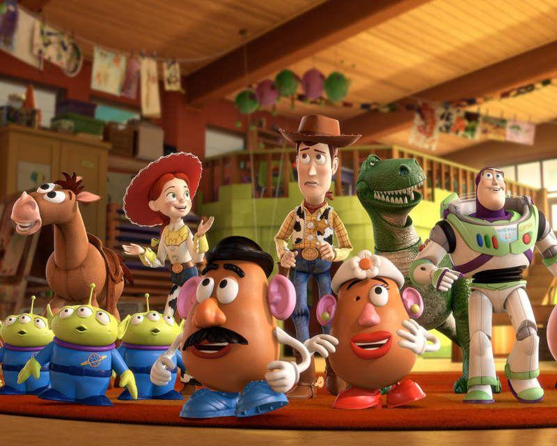 Toy Story Xxx