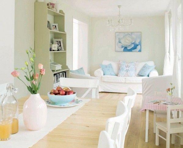 muebles blancos shabby chic - Buscar con Google