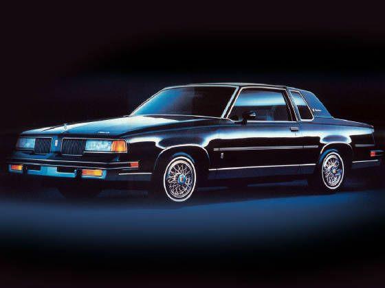 1987 Oldsmobile Cutlass Salon 2 Door Coupe Oldsmobile Oldsmobile Cutlass Supreme Oldsmobile Cutlass