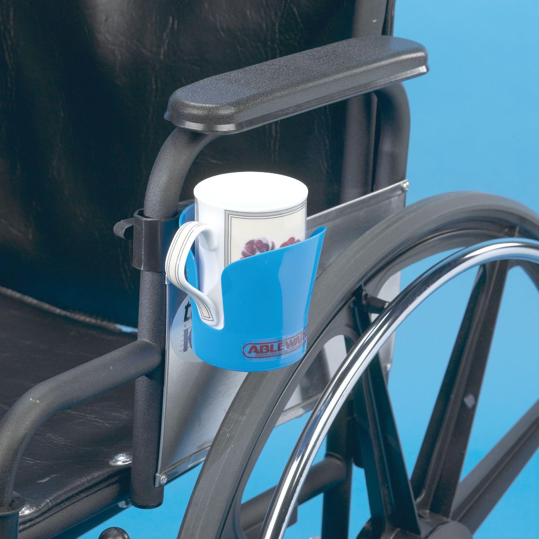 13.75 Wheelchair Accessory Wheelchair Cup Holder