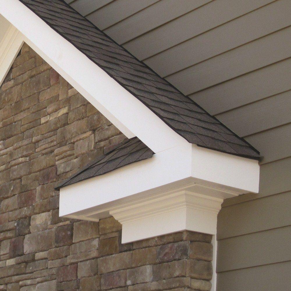 Inspiration Truexterior Boral Usa Exterior Trim Siding Trim Roof Trim