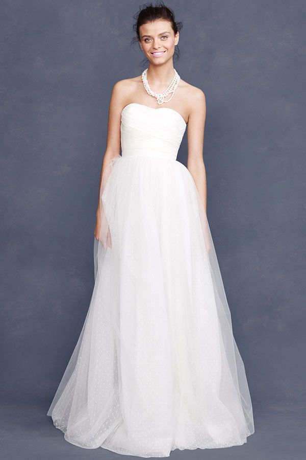 J Crew Palais Wedding Gown Ethereal Beauty Ethereal And Bodice