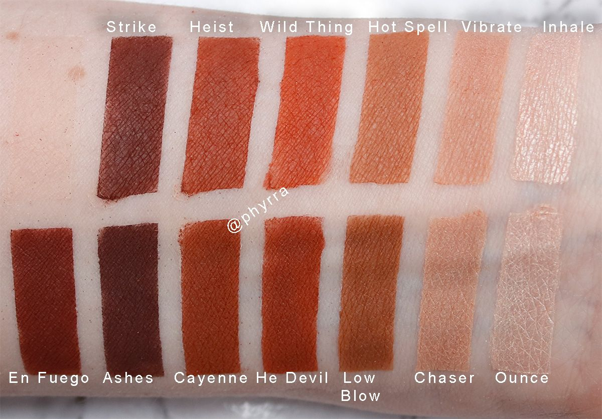 Naked Petite Heat Eyeshadow Palette by Urban Decay #21