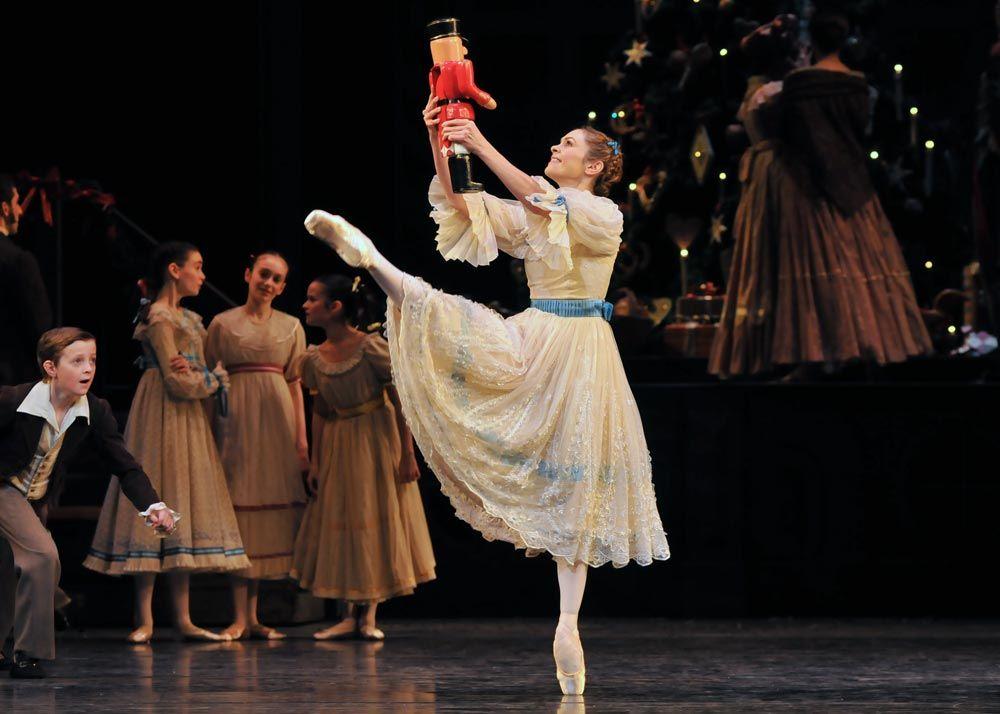 ballerinas dancing nutcracker - photo #33