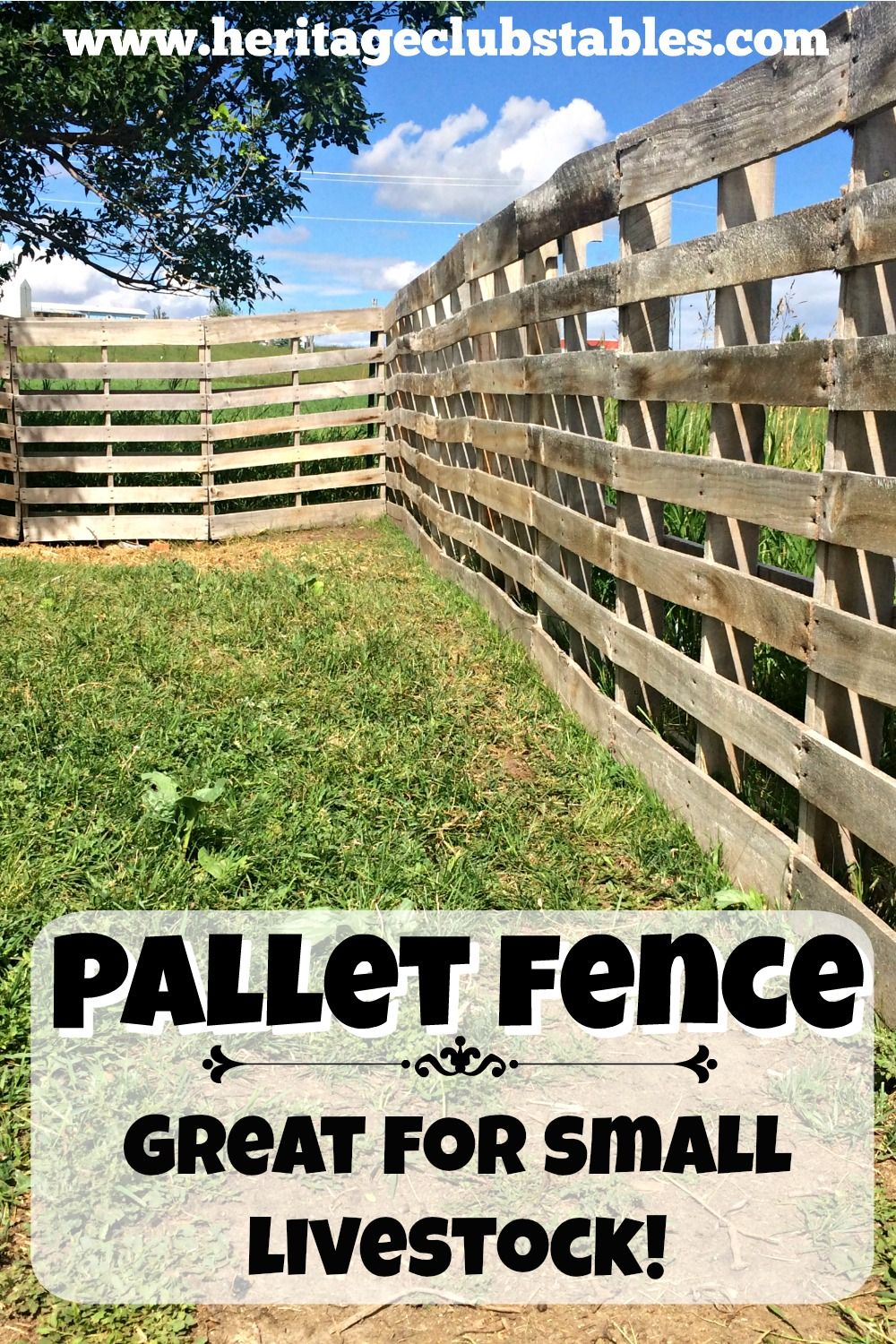 Pallet fence reasons why a pallet fence makes the best fence