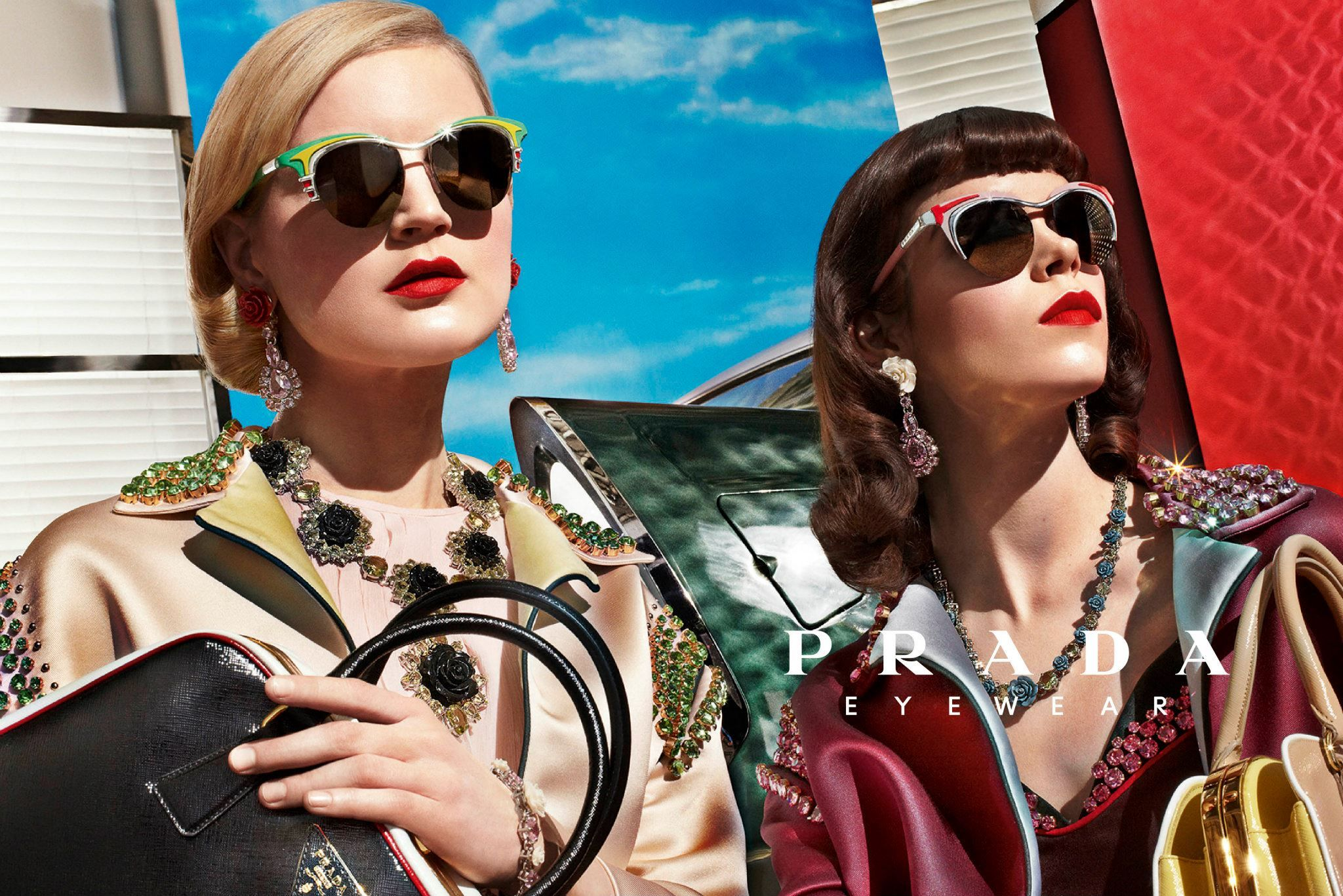 a4cda6282766 Prada Spring Summer 2012 Ad Campaign