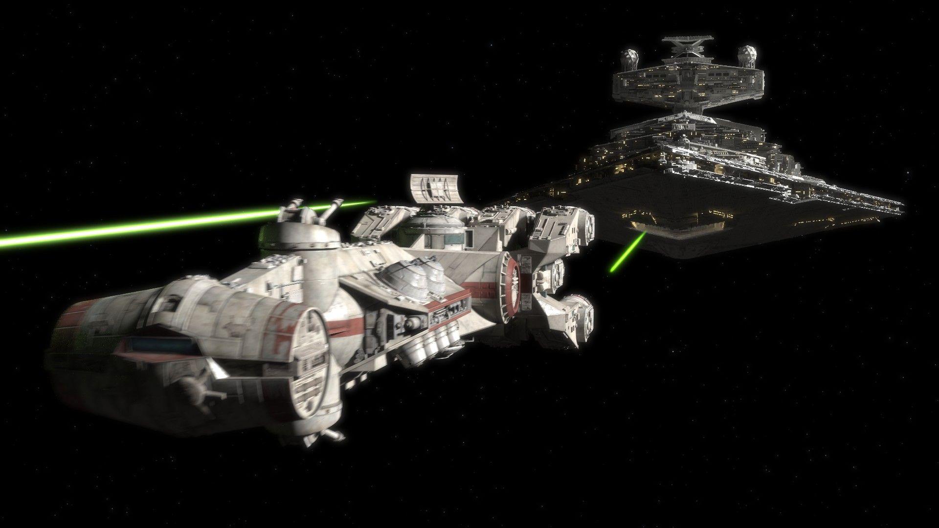 Image result for star destroyer tantive IV