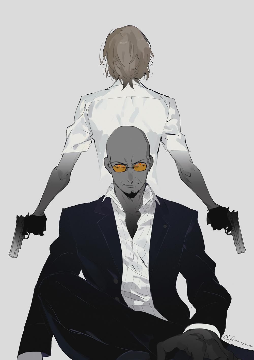 正義の銃 The Justice Persona 5, Persona, Shin megami tensei