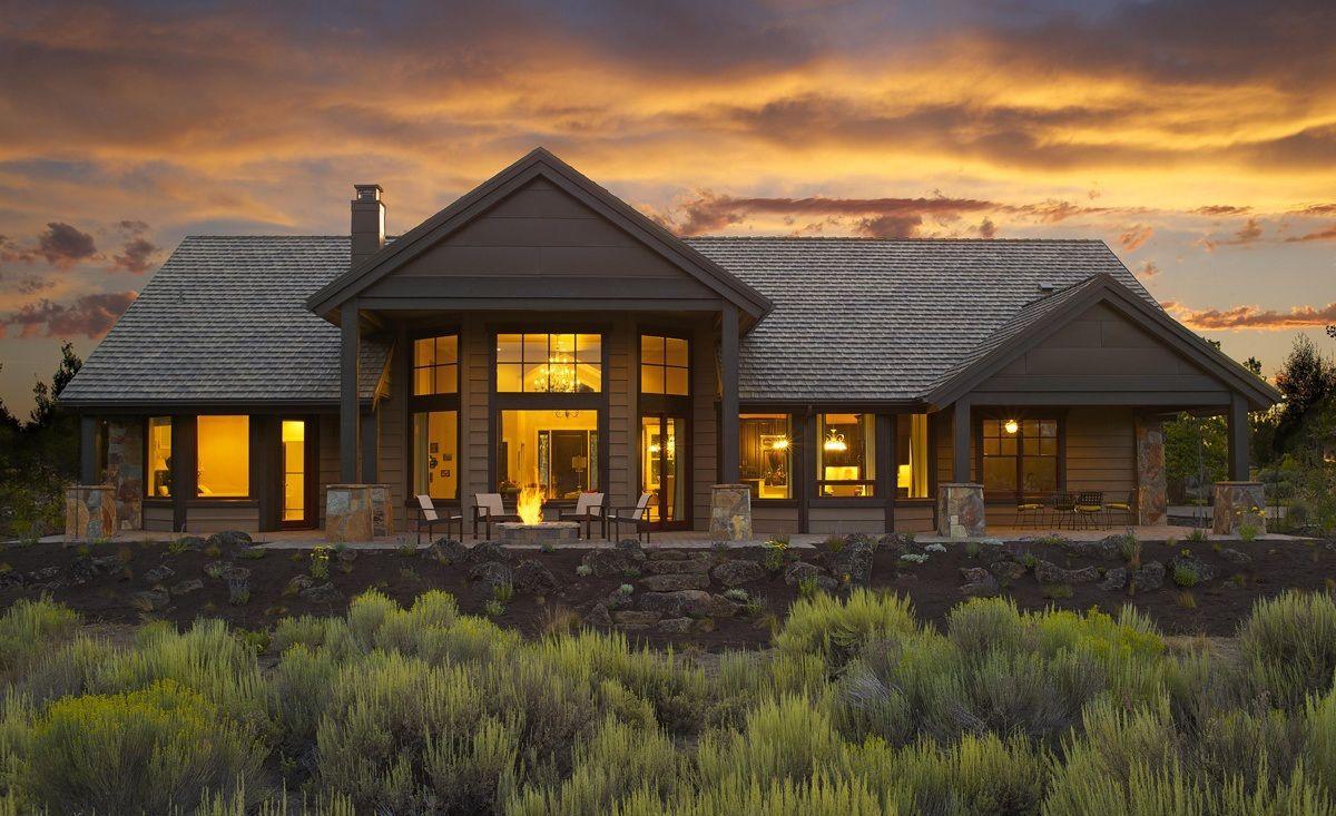 Desert Double R Mark Stewart Home Design Craftsman House Plans Lodge Style House Plans Mountain House Plans